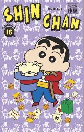 Shin Chan - Tome 16