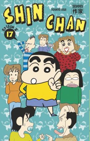 Shin Chan - Tome 17