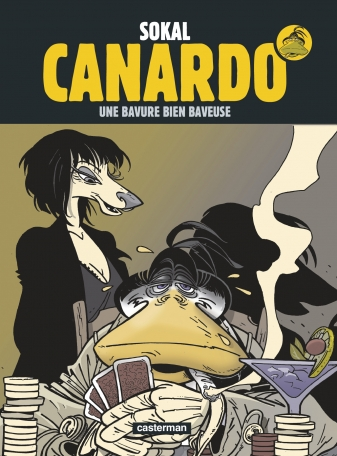 Canardo - Tome 20 - Une bavure bien baveuse