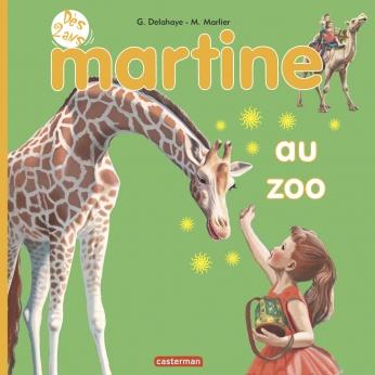 Martine au zoo