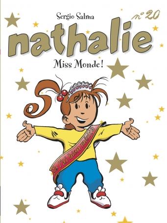 Nathalie - Tome 20 - Miss-Monde !