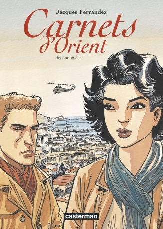 Carnets d'Orient  - Tome 2 - Second cycle