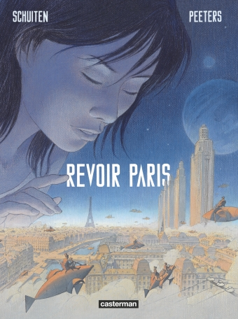 Revoir Paris - Tome 1