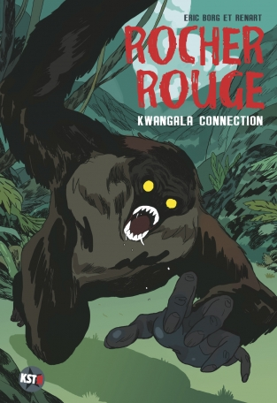 Rocher rouge - Tome 2 - Kwangala connection
