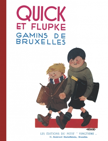 Quick et Flupke - Tome 1 - Gamins de Bruxelles