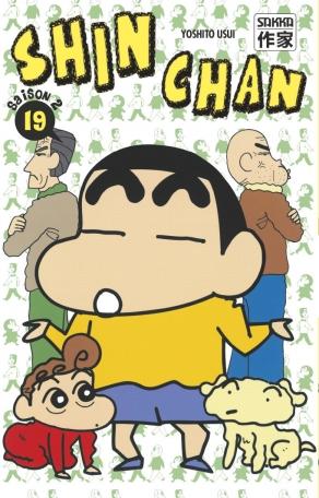Shin Chan - Tome 19