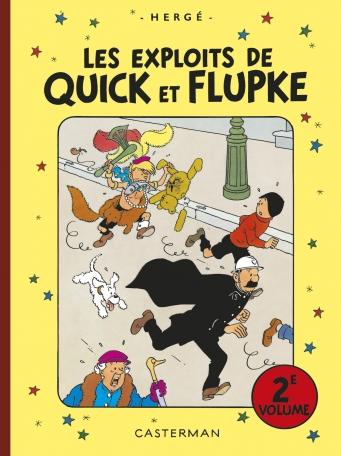 Les exploits de Quick et Flupke - Tome 2