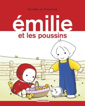 Émilie - Tome 18 - Émilie et les poussins