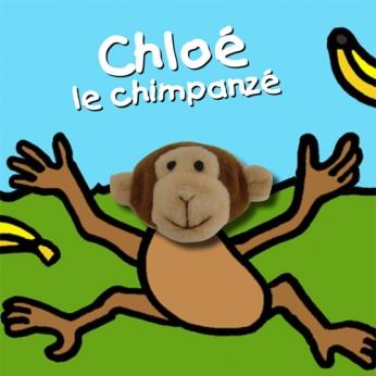 Chloé le chimpanzé