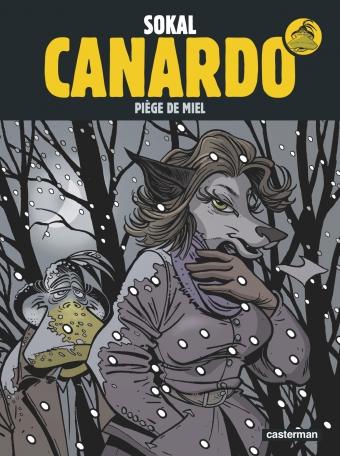 Canardo - Tome 21 - Piège de Miel