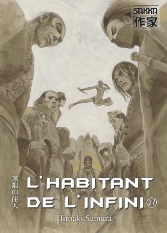 L' Habitant de l'infini - Tome 27