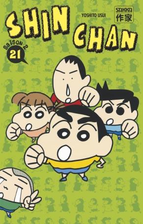 Shin Chan - Tome 21