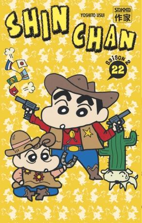 Shin Chan - Tome 22