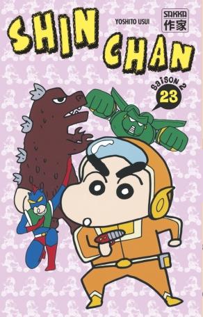 Shin Chan - Tome 23