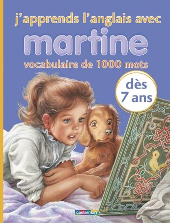 J'apprends l'anglais avec Martine