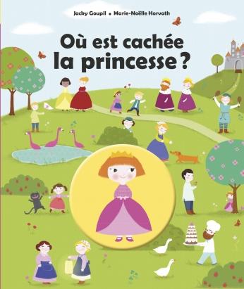 Où est cachée la princesse ?