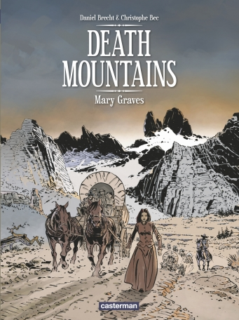 Death Mountains - Tome 1 - Mary Graves