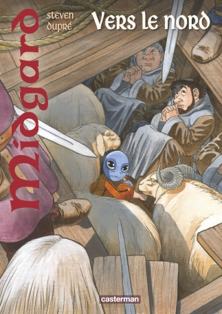 Midgard - Tome 2 - Vers le nord