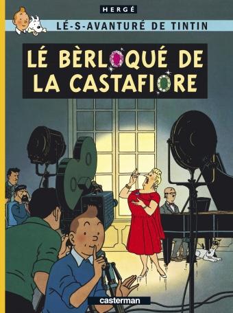 Les Bijoux de la Castafiore - En dauphinois