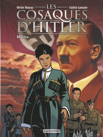 Les Cosaques d'Hitler - Tome 1 - Macha