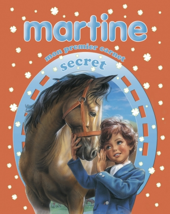 Martine mon premier carnet secret