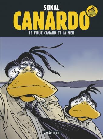 Canardo - Tome 22 - Le Vieux Canard et la mer