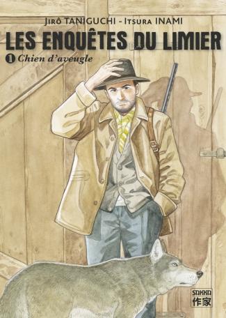 Les Enquêtes du limier - Tome 1 - Chien d'aveugle