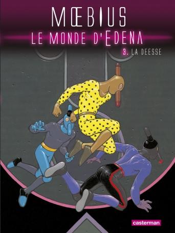 Le Monde d'Edena  - Tome 3 - La Déesse