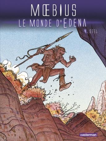 Le Monde d'Edena  - Tome 4