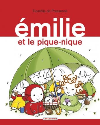 Émilie - Tome 20 - Émilie et le pique-nique