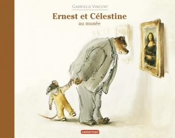 Ernest et Célestine au musée