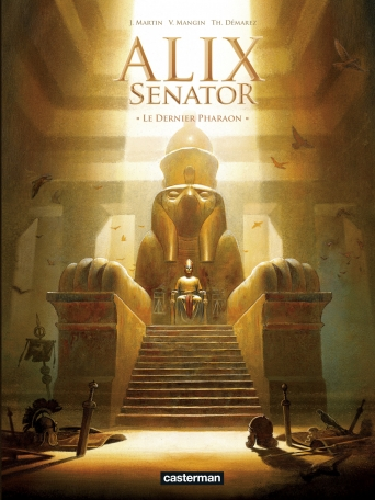 Alix Senator - Édition Deluxe - Tome 2 - Le Dernier Pharaon