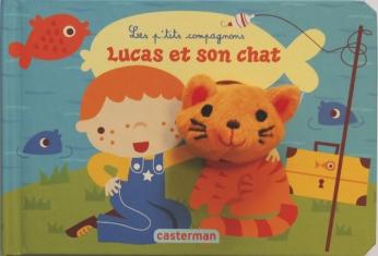 Lucas et son chat