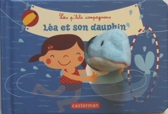 Léa et son dauphin