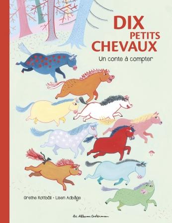 Dix petits chevaux