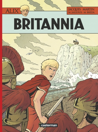 Alix - Tome 33 - Britannia