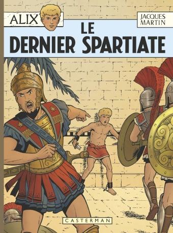 Le Dernier Spartiate - Tome 7 - Le Dernier Spartiate