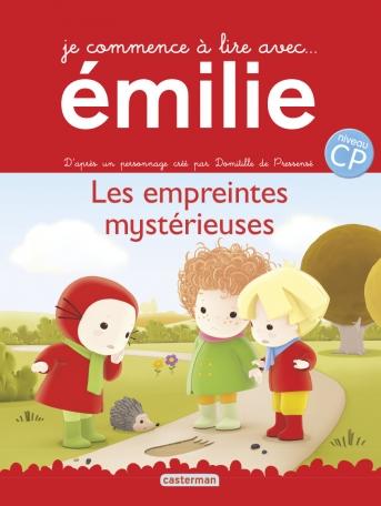 Je commence à lire avec Émilie - Tome 3 - Les empreintes mystérieuses