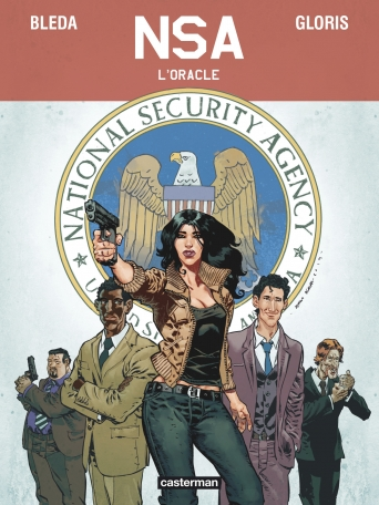 NSA - Tome 1 - L' Oracle