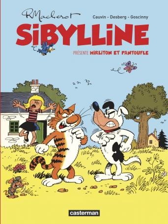 Sibylline présente Mirliton et Pantoufle