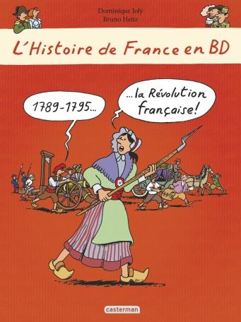 1789-1795... la Révolution française !