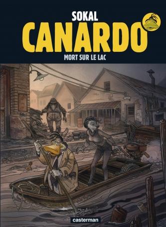 Canardo - Tome 23 - Mort sur le lac