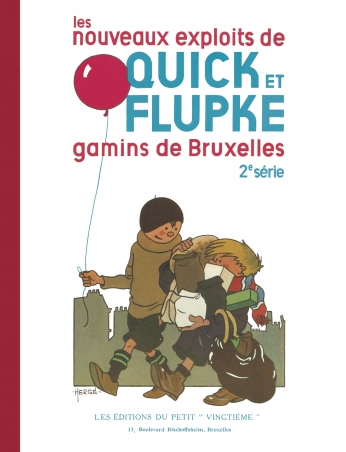 Quick et Flupke - Tome 2 - Gamins de Bruxelles