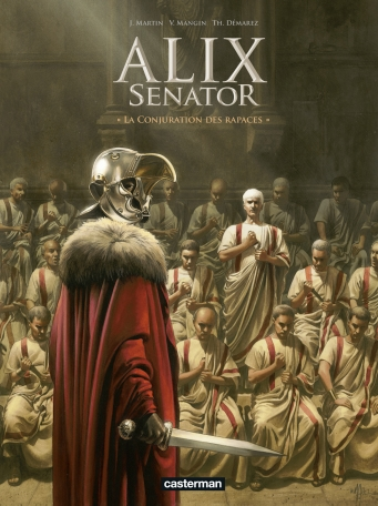 Alix Senator - Tome 3 - La Conjuration des rapaces