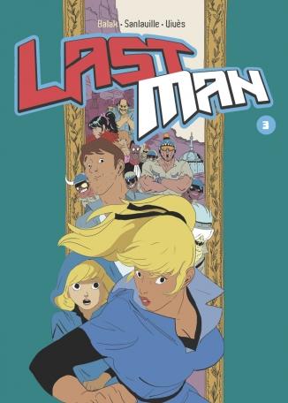 Lastman - Tome 3 - Édition de luxe