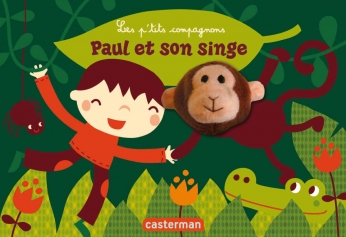 Paul et son singe