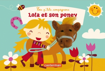 Lola et son poney