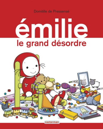 Émilie - Tome 22 - Le grand désordre