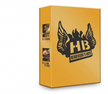 Henderson's boys coffret collector - Tomes 1 et 2