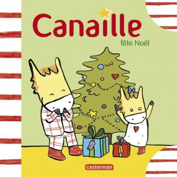 Canaille fête Noël